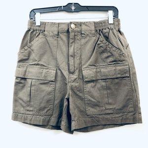 Cabelas Dark Khaki Cargo Shorts
